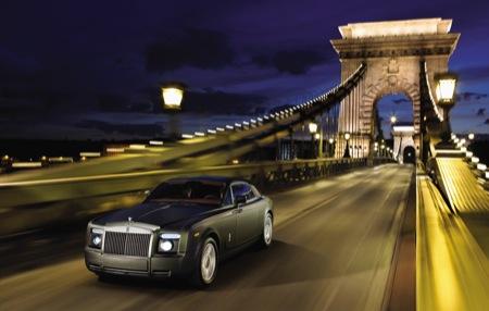 Rolls Royce Phantom Coupé, potencia y lujo a Ginebra