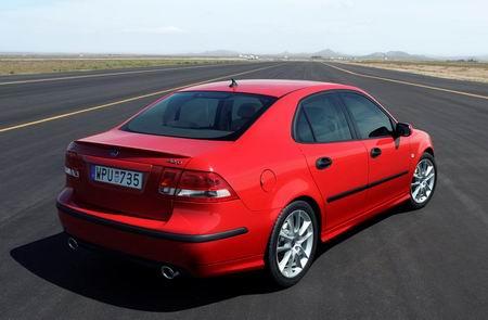 Saab 9-3 Sport Sedan 2007