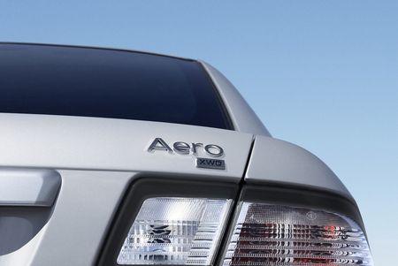 Saab 9-3, tracción total XWD para el 2.0 turbo gasolina
