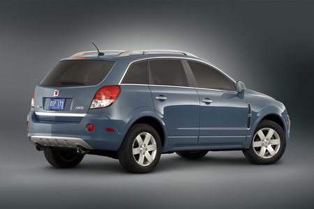 Nuevo SUV americano: Saturn Vue 2008 - Diariomotor