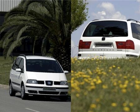 Seat Alhambra Ecomotive, el nuevo de la serie ecológica
