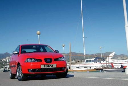 Seat Ibiza 3 FR TDI