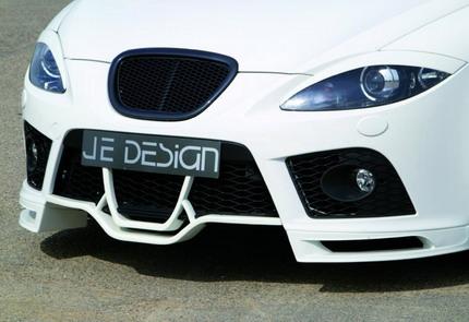 Seat León Cupra, así lo vé JE Design