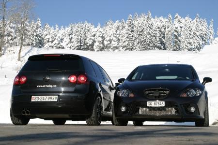 O.CT prepara el Seat León Cupra y el Volkswagen Golf GTi