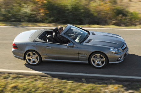 Mercedes Benz SL350 2008