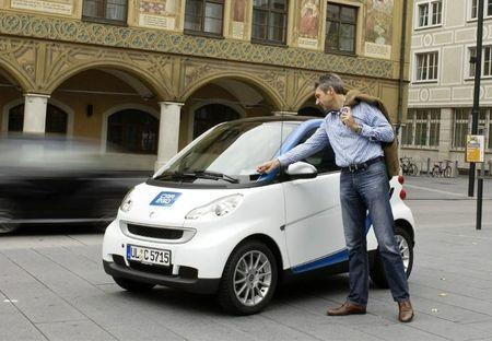 Smart car2go, el alquiler inteligente del futuro