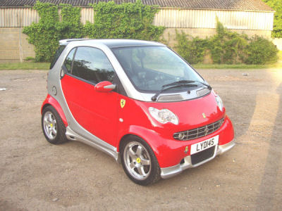 Smart ForTwo 250 SWB Speciale