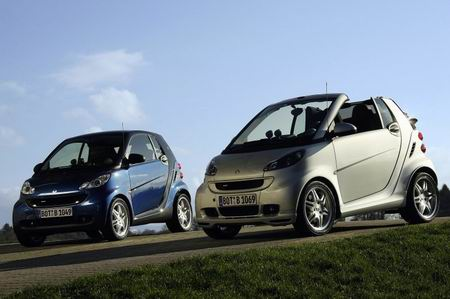 Smart Fortwo Brabus Exclusive 1