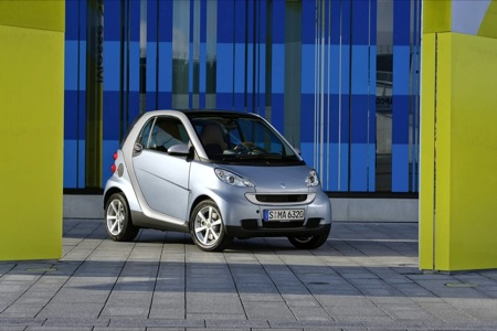 Smart Fortwo, edición Limited Two