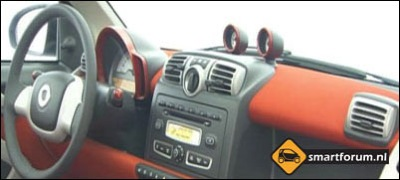 Smart ForTwo 2007