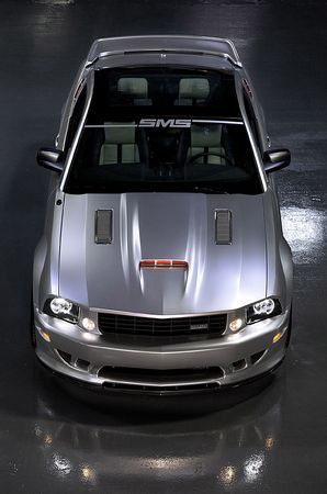 Saleen SMS 25th Anniversary Mustang Concept