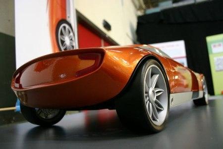 Spyker C69, el prototipo naranja en vídeo