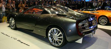 Spyker C12 Zagato en Ginebra