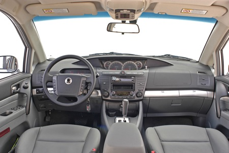 Ssangyong Stavic Picture. SsangYong Rodius 2007, al