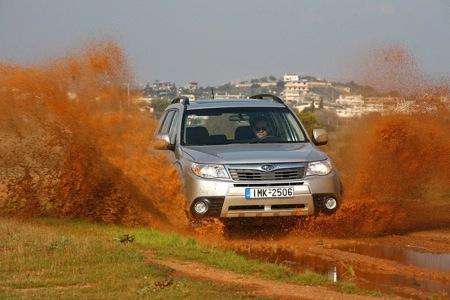 Subaru Forester, a fondo