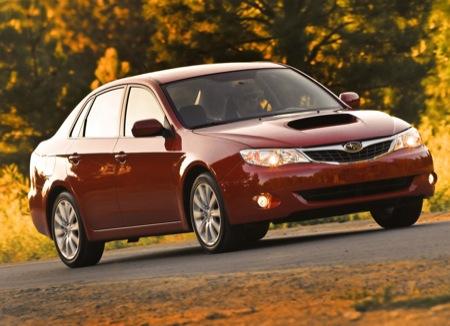 Subaru Impreza 2.5 GT 2009