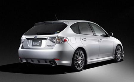 Subaru Impreza STI 2008