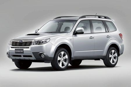 Subaru Impreza y Forester 2.0D, primeros datos
