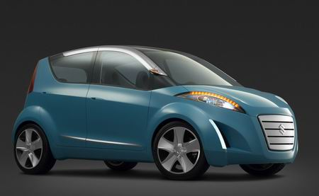 Más información sobre el prototipo Suzuki Splash