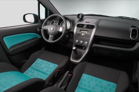 Suzuki Splash, presentación oficial y fotos
