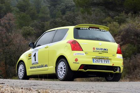 Suzuki Swift Copa
