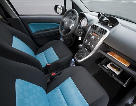 Suzuki Splash versiones, equipamiento y precios para España
