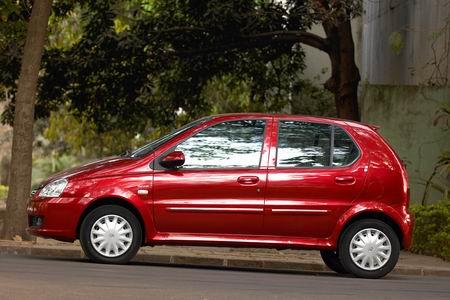 Tata Indica 2007