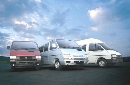 Tata Winger, vueleve la antigua Renault Traffic