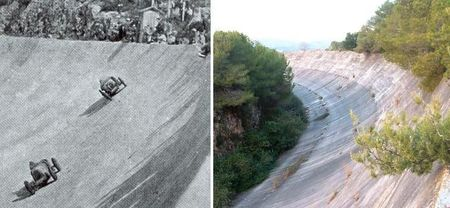 Joyas abandonadas, el autódromo Terramar de Sitges