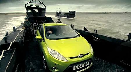 Ford Fiesta Top Fear