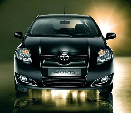 Toyota Auris, nuevos datos e imagenes