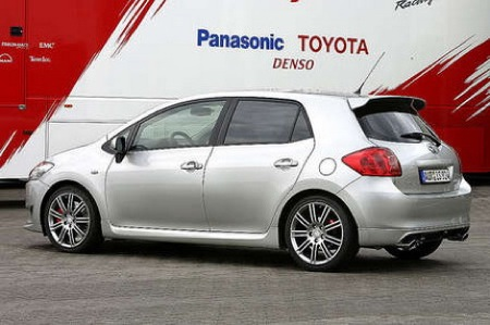 Toyota Auris Sports Study
