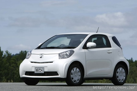 Toyota IQ, fotos de la versión japonesa