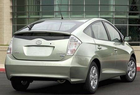 Toyota Prius 2010, supuestas imágenes reales