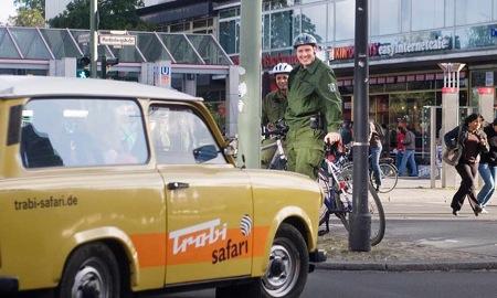 Trabant, 50 años de la marca de Sajonia