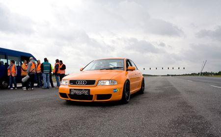 TurboArt Audi RS4, tuning de altos vuelos