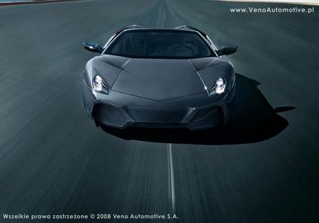 Veno Automotives y su modelo inspiración en el Reventón