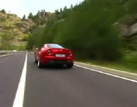 Videos oficiales del Alfa Romeo 8C Competizione