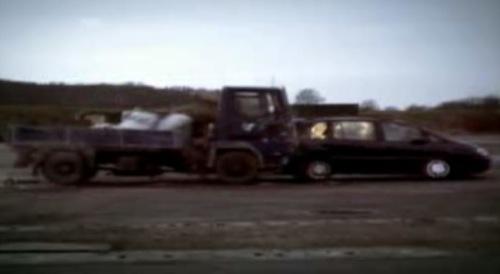 Fifth Gear demuestra lo peligrosa que puede ser la última fila de asientos