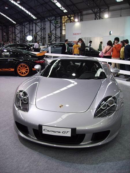 Salón de Vigo: Porsche Carrera GT