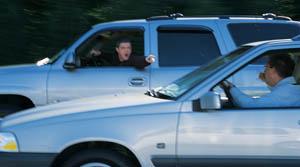 Agresividad y violencia al volante: los culpables
