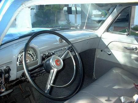 Volga 21 vs modelos Ford y Mercury de los 50, ya existían las copias