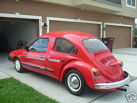 Extraño refrito de Subaru y Volkswagen a la venta en eBay
