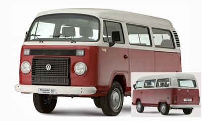 Volkswagen Brasil construirá 50 Combis originales