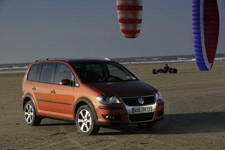 Volkswagen Cross Touran 2007 a fondo