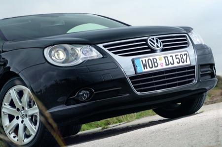 Volkswagen Eos 2009. Volkswagen EOS Edition 2009