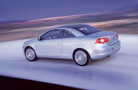 Volkswagen EOS con acabado Excellence