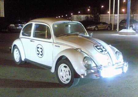 Herbie The Love Bug Fan Club and Historical Society