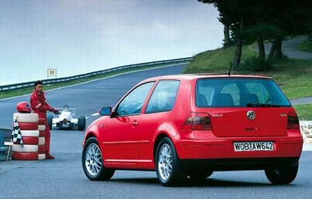 Top Gear: Fiat Bravo HGT vs Volkswagen Golf IV GTI vs Peugeot 306 GTI-6