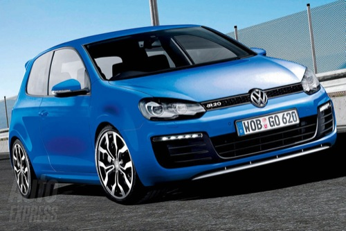 Volkswagen Golf R20T, recreaciones